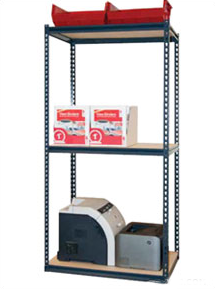 Jaken 100 Series Standard Duty Shelving