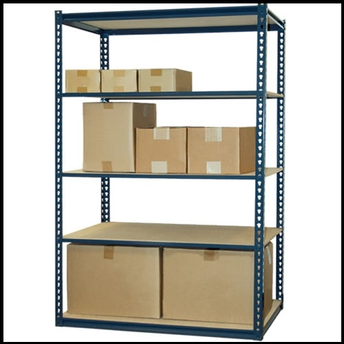 Backroom Shelving