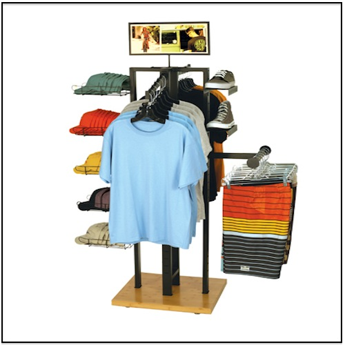 Retail Apparel Display
