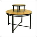 Custom Metal & Wood Tables