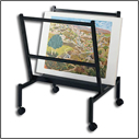 Fine Art & Poster Display Racks