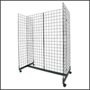 Gridwall Display Fixtures