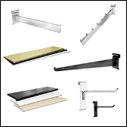 Gridwall Fixture Accessories