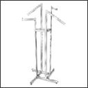 Rectangular Tubing Clothing Racks