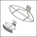 Slatwall Fixture Shoe & Specialty