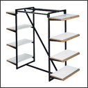 Retail Specialty Racks & Systems