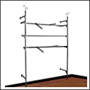 Steel Outriggers Shelving Systems