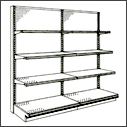 Wall Gondola Shelving