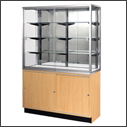 Wall Cases & Towers & Trophy Showcases