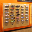 Shoe Wall Displays