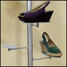 Rod Shoe Displays