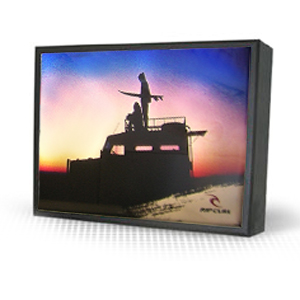 Traditional Line Graphic Light Boxes. Wide Variety and Excellent Quality from Creative Store Solutions.