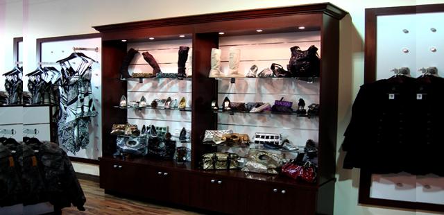 Custom Wall Display Showcases Cabinets Expert Design
