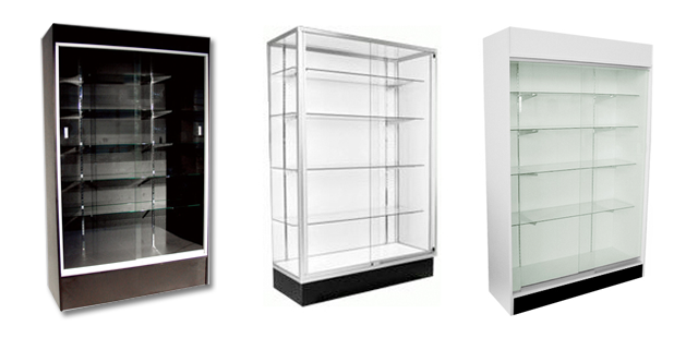 Value Line Wall & Tower Display Showcases at low prices. Wide Variety and Excellent Quality from Creative Store Solutions.