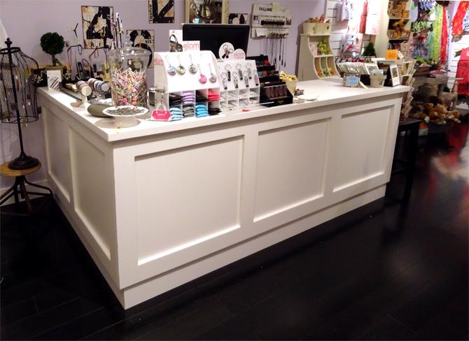 Unique Cash Wrap Counters : Joy Studio Design Gallery - Best Design