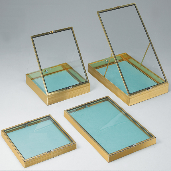 portable showcases counter top jewelry display cases