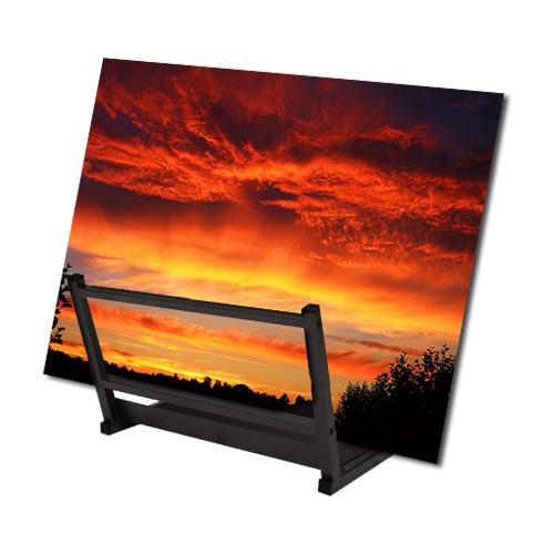 Table Top Art Rack Rack For Fine Art Prints Art Holder