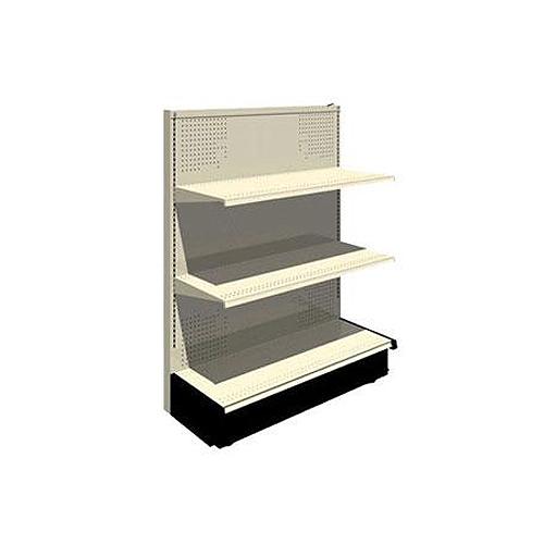 Metal Gondola Shelves Steel Grocery Store Shelves