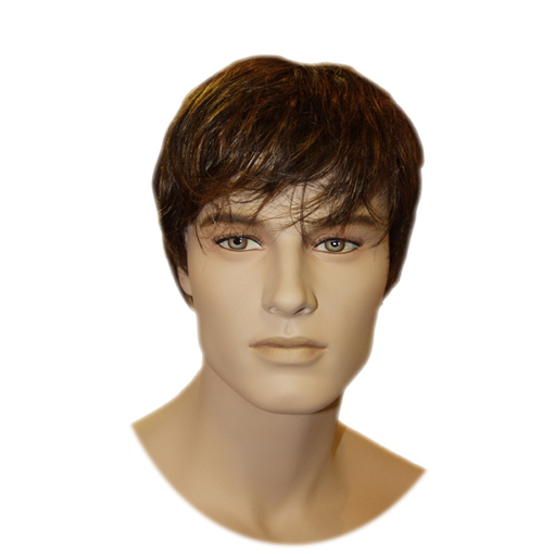 Male Fashion Mannequin Wigs Wigs For Realistic Male