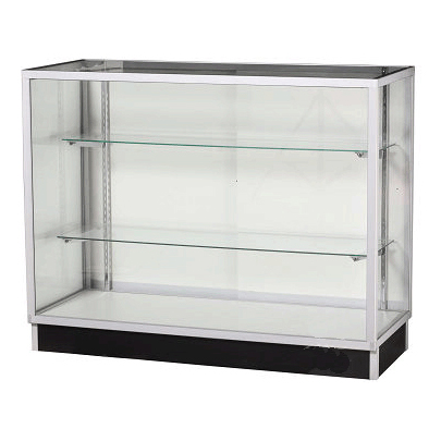 Extra View Showcase Economy Retail Glass Display Case