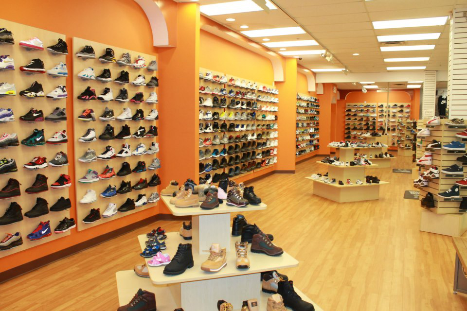 Retail Shoe Store Display Creative Store Solutions