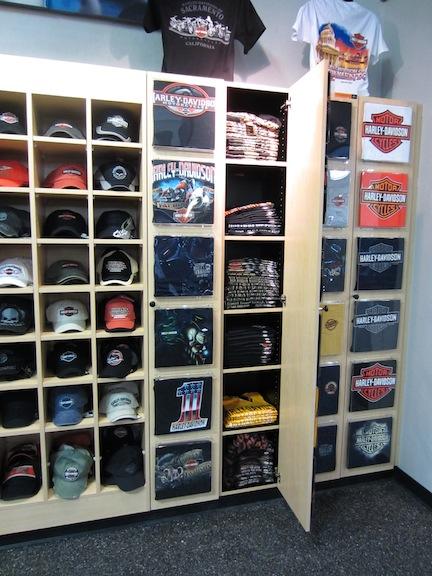 T Shirt Wall Cabinet Shirt Display Wall Fixture