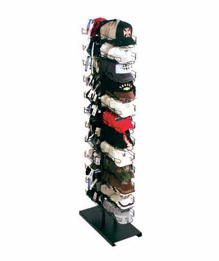 Retail Cap Display- 24 pockets