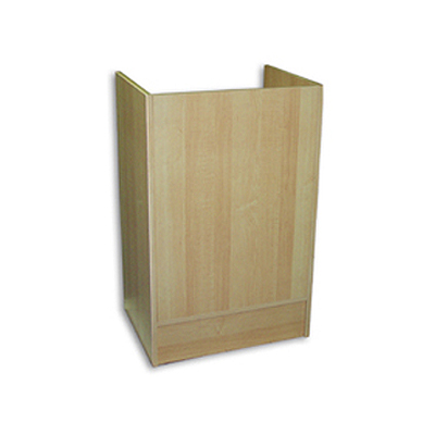 Knock Down Register Stand