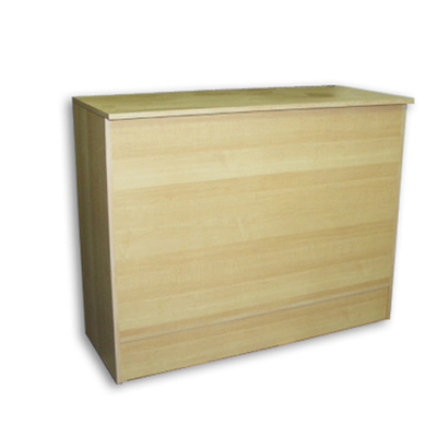 Knock Down Flat Top Counter