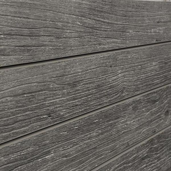 Cool Weathered Wood Slatwall Panel Cool