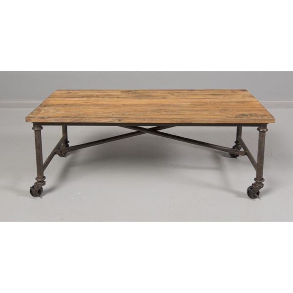 Loft Reclaimed Elmwood Coffee Table