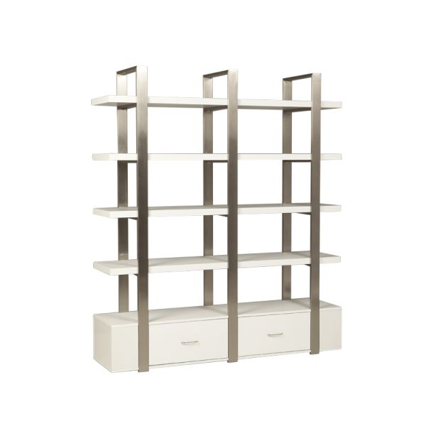 Moderne Double Etagere