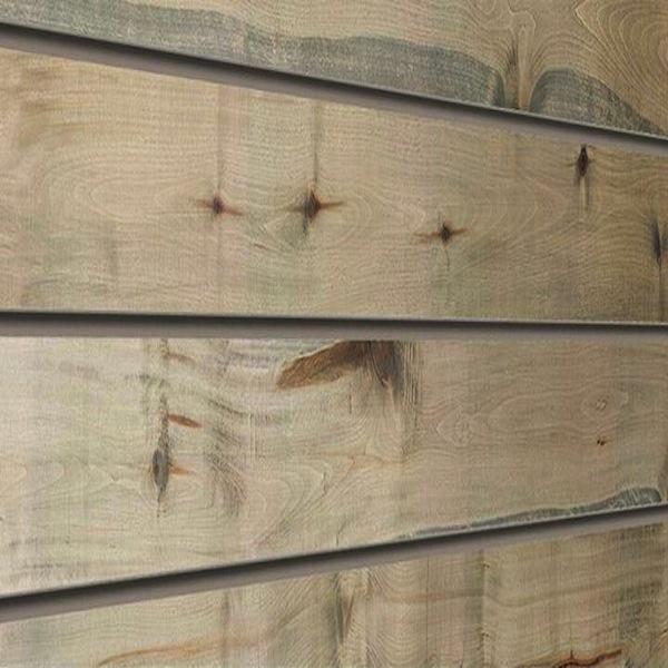 Driftwood Natural Wood Slatwall Panel