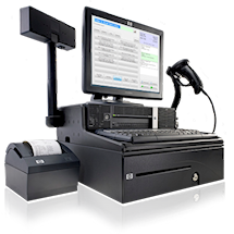 Complete-POS-Systems perfect for a retail store or business, from Creative Store Solutions.