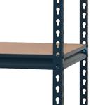 Jaken 100B Standard Duty Extra Shelves