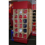 Ball Cap Wall Cabinet