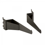 Pipe System Shelf Bracket Set