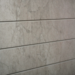 Cracked Concrete Slatwall Panel