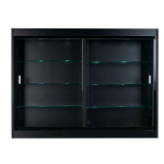 Tecno Shadow Box with Center Divider