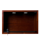 Tecno Small Rectangular Shadow Box