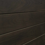Walnut Natural Wood Slatwall Panel