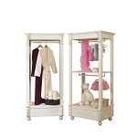 European Tall Clothing Rack