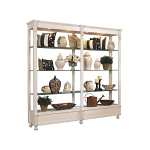 European Double Open Wall Unit