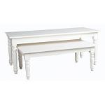 European Style Nesting Table