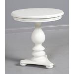 European Small Pedestal Table
