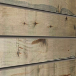 Driftwood Natural Wood Slatwall Panel