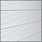 Wave Slatwall Panel
