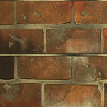 Sandstone Brick Slatwall Panel