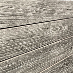 Sunbaked Weathered Wood Slatwall Panel