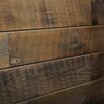 Warm Sawtooth Oak Natural Wood Slatwall Panel